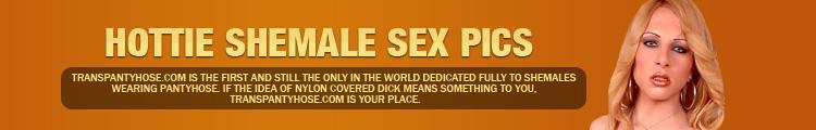 Hottie Shemale Sex Pics